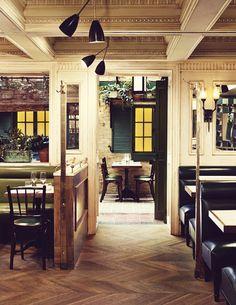 dustjacket attic: Interior Design | The Marlton Hotel: New York
