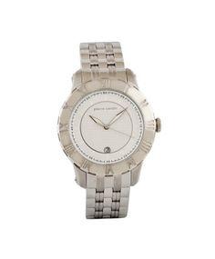 Pierre Cardin Silver Analog Watch for Men  #ohnineone #watch #timepiece