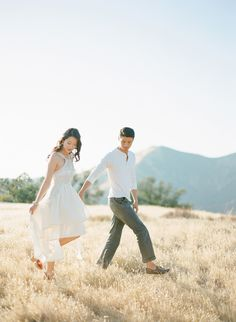 Photography: KT Merry - www.ktmerry.com  Read More: http://www.stylemepretty.com/2013/11/12/santa-ynez-engagement-from-kt-merry/