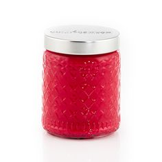 """Mini """"Jolly"""" Heritage Scented Candle (Seasonal): Joyful. Bright. Floral. Notes of Pine, Apples, Carnation & Spice."""