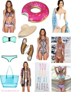 Swimsuit Obsessed for Summer