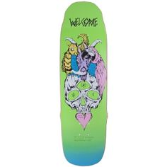 $49.95. Welcome Skateboards