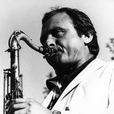 """Feb 2, 1927 Stan Getz born in Philadelphia, PA, received his first saxophone at the age of 13, Getz went on to perform with jazz legend Woody Herman. Getz's light and warm tone—a style that he picked up from his idol, Lester Young—earned him the nickname """"The Sound."""" Getz went on to incorporate bossa nova into his music, and his hit recording """"The Girl from Ipanema"""" helped make the song a standard. Getz died 1991."""
