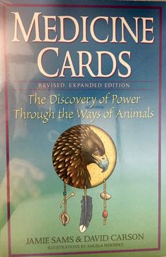 Medicine Cards - The Discovery of Power Through the Ways of Animals #ancient #arts #authentic #information #native-american #spiritual
