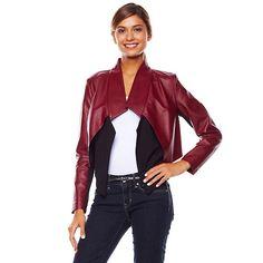 G by Giuliana Rancic Ultra Luxe Cascading Jacket