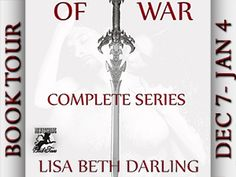 Giveaway http://cancersuckscouk.ipage.com/booktour-of-war-series-by-lisa-beth-darling-giveaway/