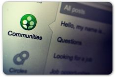 14 Google+ communities for PR and marketing pros | Articles | Home
