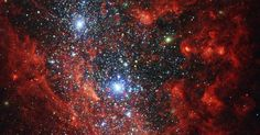 Space Photos of the Week: Super Star Clusters  So Hot RN