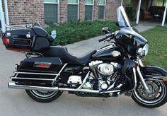 2007 #HarleyDavidson #UltraGlide #Motorcycles - #Russellville MO at Geebo