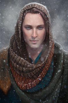 7th Totem - Stian Wegelmoed | Sirinne on DeviantArt
