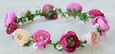 Flower Crowns | Silk Corsages | Silk Boutonnieres | Silk Wedding Flowers