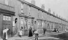 Bridson St, 1910