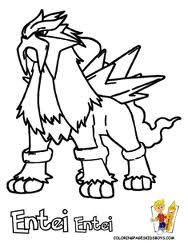 Pokemon Black And White Legendary Coloring Pages Images