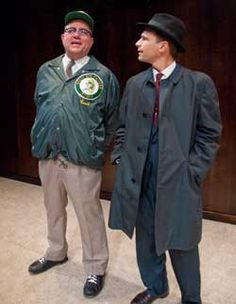 """Peninsula Players' popular series of free public seminars continues for its seventh fall season. Free seminars, providing inside looks at topics related to """"Lombardi,"""" will be held on select Saturdays from 2:30 to 4 pm in the rehearsal hall this fall. http://doorcountystyle.com/?p=8899"""