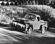 1954 Ford F-100 Pickup Truck [vintage]