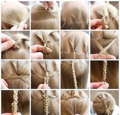 Cute Bun Hairstyles for Girls - Our Top 5 Picks for School or Play Little Girl Short Hairstyles, Cute Bun Hairstyles, Childrens Hairstyles, Oval Face Hairstyles, Girl Haircuts, Best Short Haircuts, Twist Hairstyles, Hairstyle Ideas, Bangs Hairstyle