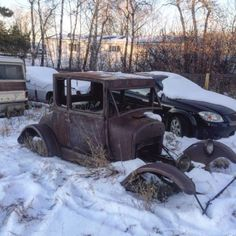 1927 Ford model T 5window coupe | classic cars | Strathcona County | Kijiji
