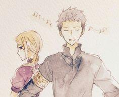 Mitsuhide, Kiki | Akagami no Shirayuki-Hime (赤髪の白雪姫)