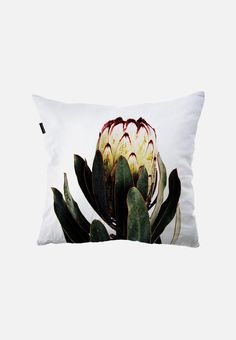 Fynbos+Protea+Cushion+Cover