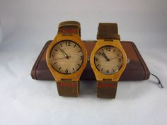 Wood Watch, Accessories, Wood Clocks, Wooden Clock, Wooden Watch, Ornament