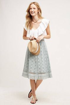 Catriona Midi Skirt