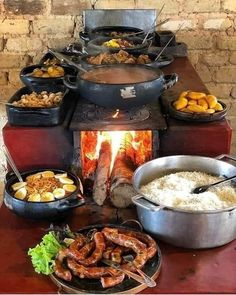 Diy Rocket Stove, Rocket Stoves, Fitness Motivation, Pinterest Design, Mexican Cooking, Kitchen Sets, Paella, Barbecue, Buffet