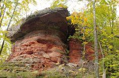 Eulenfels bei Eppenbrunn - Owls rock nearby Eppenbrunn