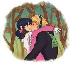 Awwwww ladynoir love ❤️