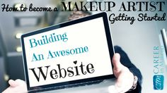 The Complete Guide to Building An Awesome Makeup Artist Website That Will Wow Your Clients