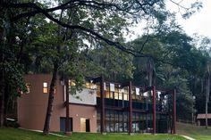 Galeria de Vestiário Clube Campestre / João Diniz Arquitetura - 15