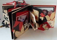 Cute scrapbook idea