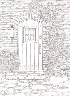 Spring Coloring Pages: More