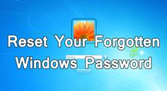 If you ever forget your windows password, you might get into trouble. But, don't worry there is a cool trick which can help you to reset your forgotten windows password very easily. Reset My Password, Hack Password, Forgot Password, Windows 10 Hacks, Computer Password, Windows Programs, Helpful Hints, Forget