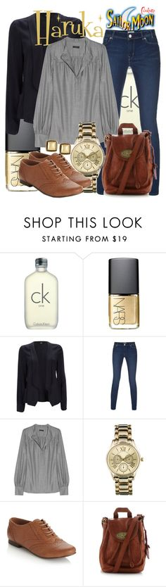 """Haruka"" by sailormooncloset ❤ liked on Polyvore featuring CK One, NARS Cosmetics, Wallis, Paul Smith, J.Crew, ASOS, Call it SPRING, Mantaray and Banana Republic"