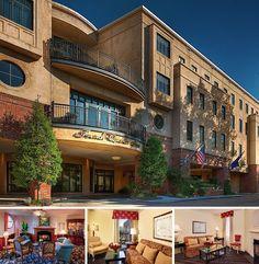 Cet hôtel superbement situé au cœur du quartier historique de Charleston a vue sur le célèbre marché et le clocher de St Philip. Véritable joyau de l'histoire américaine, ce petit hôtel de luxe est un véritable trésor d'élégance intemporelle.