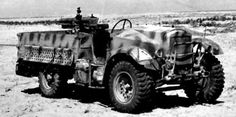 Engines of the Wehrmacht - Autocannone da on Morris Light Truck Afrika Corps, North African Campaign, Truck Transport, Lawrence Of Arabia, Guns And Ammo, Panzer, Armored Vehicles, War Machine, Skin So Soft