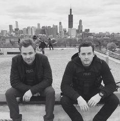 Chicago P.D. | Patrick John Flueger (Ruzek) and Jesse Lee Soffer (Halstead)