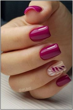 115 pretty nails light up on your fingertips to give you a cool summer 32 | Armaweb07.com