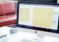 What makes a fabric collection? How do repeats work? Where do you even start? This class series introduces you to the fundamentals of textile design, along with inspiration on how designers kick off a new collection. - Creativebug