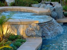 Greecian Pools, Bakersfield, CA - Custom & Swim Spas
