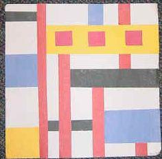 Piet Mondrian  Balance