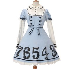 http://www.wunderwelt.jp/products/detail4940.html ☆ ·.. · ° ☆ ·.. · ° ☆ ·.. · ° ☆ ·.. · ° ☆ ·.. · ° ☆ Marionette Clock dress Angelic pretty ☆ ·.. · ° ☆ How to order ☆ ·.. · ° ☆   http://www.wunderwelt.jp/blog/5022 ☆ ·.. · ☆ Japanese Vintage Lolita clothing shop Wunderwelt ☆ ·.. · ☆ # egl