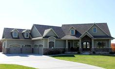 K&V Homes Exterior