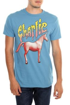 Charlie The Unicorn Charlie T-Shirt