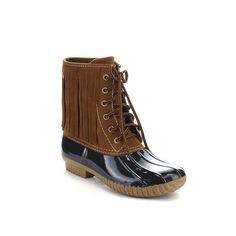 Yoki | Dylan Fringe Duck Boot | Shops, Dylan O'Brien and Boots