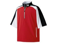 Short Sleeve Sport Windshirt #91937 - FootJoy