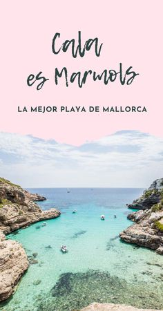 Menorca, Spain And Portugal, Color Schemes, Beautiful Places, Freedom, Places To Visit, Europe, Beach, Travelling
