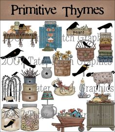 Graphics, Country and Rustic on Pinterest