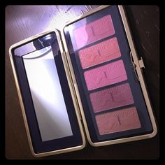 Pin up girl tarte blush cheek palette unused! Gorgeous tarte pin up girl blush palette! Just searched, never used! tarte Makeup Blush