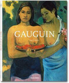 BOOK: Gauguin. TASCHEN Books (Basic Art Series, TASCHEN 25 Edition)